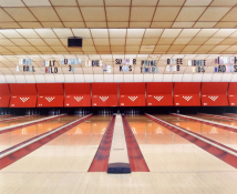 bowling lanes