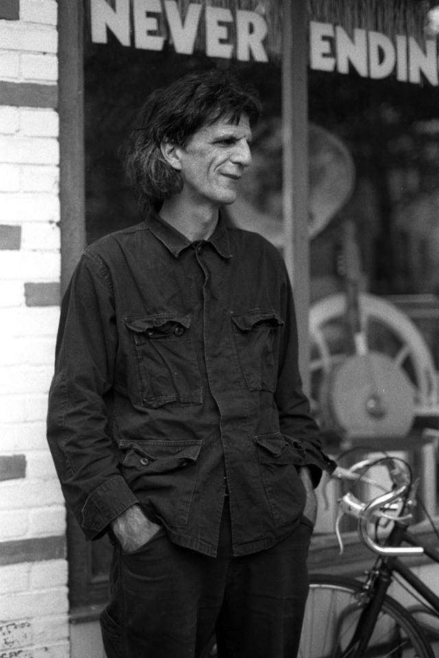 portrait of Roger Uihlein